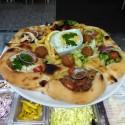 Recept på vegansk vulkanpizza