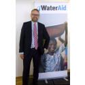 Tidigare minister tar över som ordförande för WaterAid Sverige