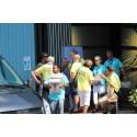 Informationsträff för blivande volontärer i The Tall Ships Races