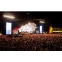 Malmöfestivalen 2012, ett lyckat och välbesökt arrangemang