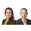 Ny Sverigechef och ny pressekreterare på Svenska Afghanistankommittén