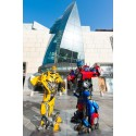 World Premiere of 'The Decepticon Clone' TRANSFORMERS Show Adds Sparkle to Dubai Summer Surprises at BurJuman