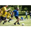 Lars Ohly spelar Unified fotboll
