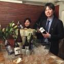 Japans främsta sakebryggeri besöker TAK