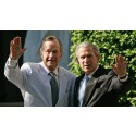 Former President George H.W. Bush's last words, as spoken to his son, George W. Bush