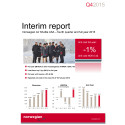 Interim Report Q4 and Full Year 2015