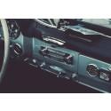 La mobilen erstatte radioen i bilen