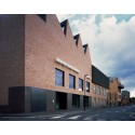 Newport Street Gallery, Vauxhall, London by Caruso St John Architects
