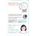 Studie avslöjar att omgivningens reaktioner på ansiktsrodnad till följd av rosacea har en negativ påverkan på de drabbades livskvalitet