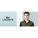 Boozt.com esittelee Lacosten ja Lacoste Golfin