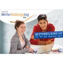 Fernstudium und mehr: Die HFH informiert beim Deutschen Weiterbildungstag über ihre Angebote