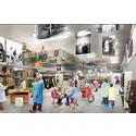 Boverket beviljar bidrag till berättande öppna samlingar i Sörmlands museums nya hus