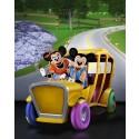 Musse Pigg tar ton i familjemusikalen Disney Live!