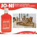 Gjør tremøblene dine klare for sommeren med JO-NI!