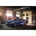 En forsmak på sofistikert kjøreglede: BMW Concept 8-serie