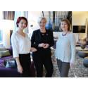 Clarion Hotel Arlanda Airport och Kvinnojouren kämpar för kvinnor i Sigtuna