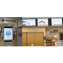 Ökat intresse för digitala skärmar