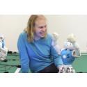 Anders Walls forskarstipendium till förbundskapten i robotfotboll