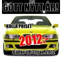 Gott Nytt År 2012!