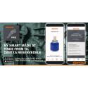 Ny smart app fra Damixa: En hjælpende hånd - lige i lommen