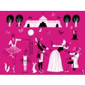 Kungliga Operan firar Nationaldagen på Haga i Solna som firar 75 år