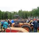 Veterantraktorer under klubban gav 740 000 till Erikshjälpen
