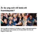 Region Örebro län söker feriepraktikanter inom kultur