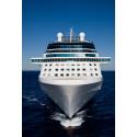 Full fart fremover med Celebrity Cruises
