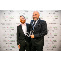 Ecce Announced as a Winner of B2B Site of the Year in 2018 Wirehive 100 Awards
