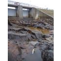 Miljömål får stå tillbaka för vattenkraften