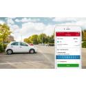 Ny betaltjänst för parkering till Halmstads kommun