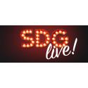 SDG live! Logotyp