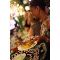 Ecovivas mat gjorde succé på Riche och camilla norrbacks event
