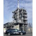 E85 bilar klarar bränsleblandning av skogsrester