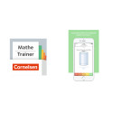 """Mobiles Lernen für Mathematik in der Sekundarstufe I: Cornelsen erweitert mit dem """"Mathe Trainer"""" sein App-Angebot für Jugendliche"""