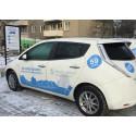 Stockholmshems första elbilspool gör det möjligt att köra klimatsmart