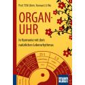"""Die """"Organuhr"""" von Prof. Li Wu erscheint jetzt als praktischer Kompakt-Ratgeber"""