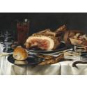 Tidligt mesterværk af Pieter Claesz til 6-8 mio. kr.