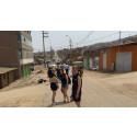 Optiker utan gränser i Ventanilla, Peru 2018.