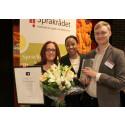 E-tjänsten Skolskjuts vinner Klarspråkskristallen