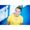 Ellen Olsson klar för VM i Öppet Vatten