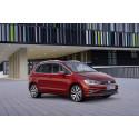 Volkswagen Golf Sportsvan uppdateras – premiär i Frankfurt