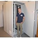 Datacenter i mikroformat sikrer IT-sikkerheden hos Søfartsstyrelsen i Sverige