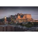 Edinburgh Castle named fourth best rated landmark in the UK in 2016 TripAdvisor Travellers' Choice Awards