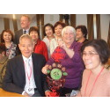 MSP's support inspires Chinese tenants Scottish Parliament visit – 30 years on!