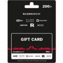 NilsonGroup selger gavekort via eksterne butikkjeder