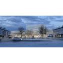 Arkitema vinner arkitekttävlingen för Nya Kungsberget
