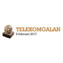 Stefan Backman fick Årets Hederspris på Telekomgalan