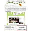 Ekomatcentrums nyhetsbrev nr 7