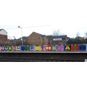 Cricklewood station mural celebrates female achievers and 100 years of women's suffrage